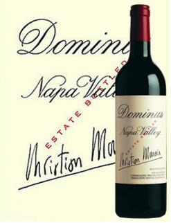 Dominus 12 bottles