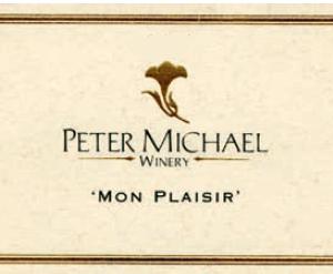 Peter Michael Mon Plaisir
