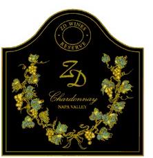 ZD chardonnay reserve