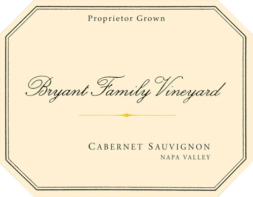 bryant family cabernet sauvignon