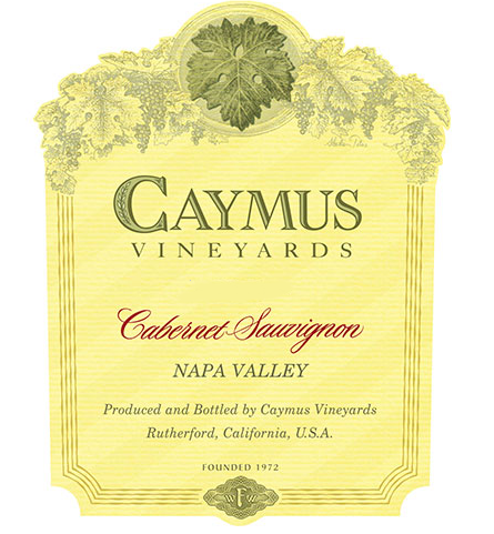 Caymus 2015