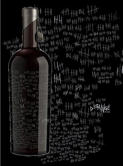 drange 12 bottles
