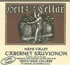 heitz martha's vineyard