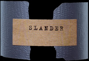 orin swift slander
