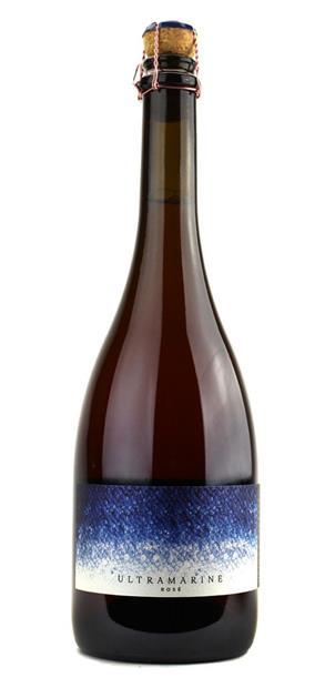 ultramarine bottle